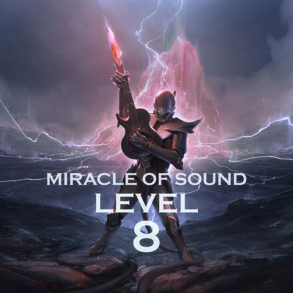 Cover of 'Level 8'