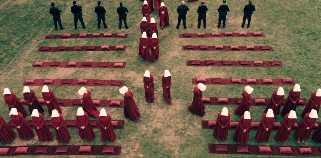 Promotional image for 'The Handmaid's Tale'