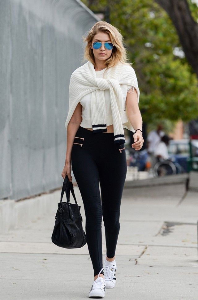 Photo of Gigi Hadid via Whowhatwear.com