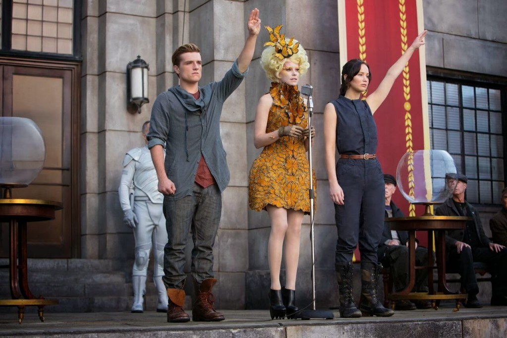 Still from 'The Hunger Games: Catching Fire'