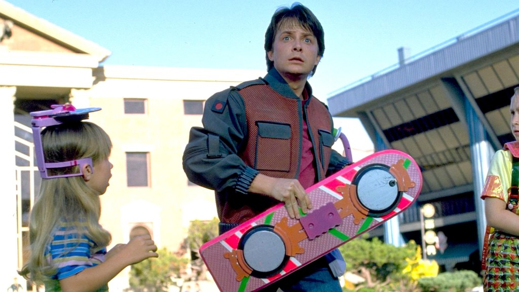 Still from 'Back to the Future Part II'