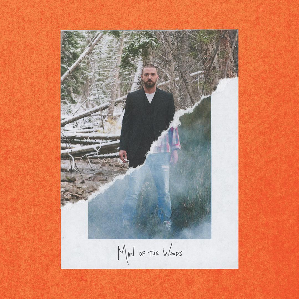 Man of the Woods' album cover