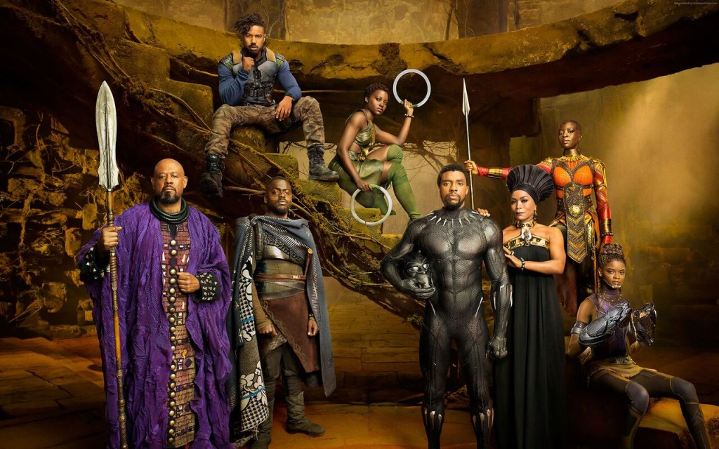 Promotional image of 'Black Panther'