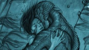 Promotional image for 'The Shape of Water'