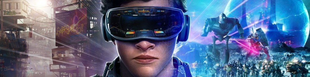 Promotional image for 'Ready Player One' via Warner Bros.