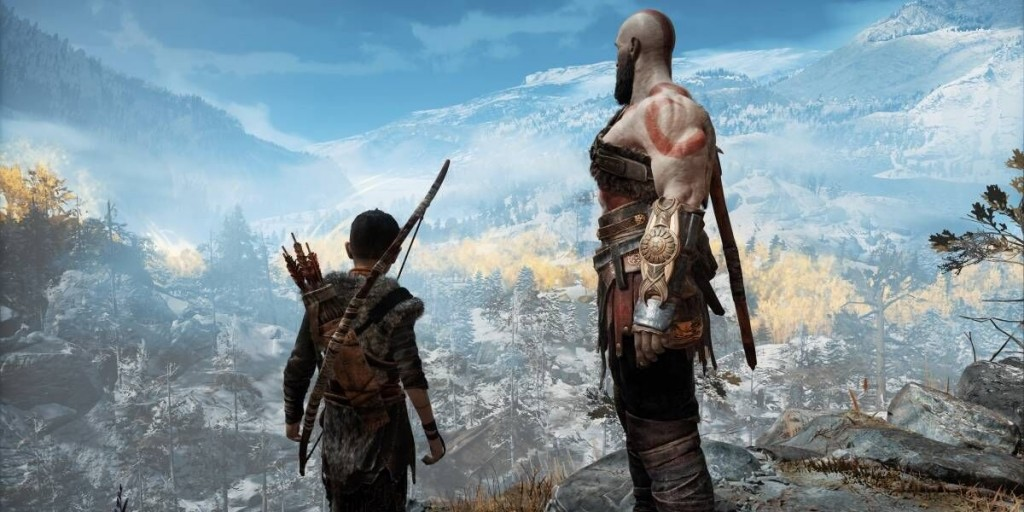 Image from 'God of War' via FayerWayer