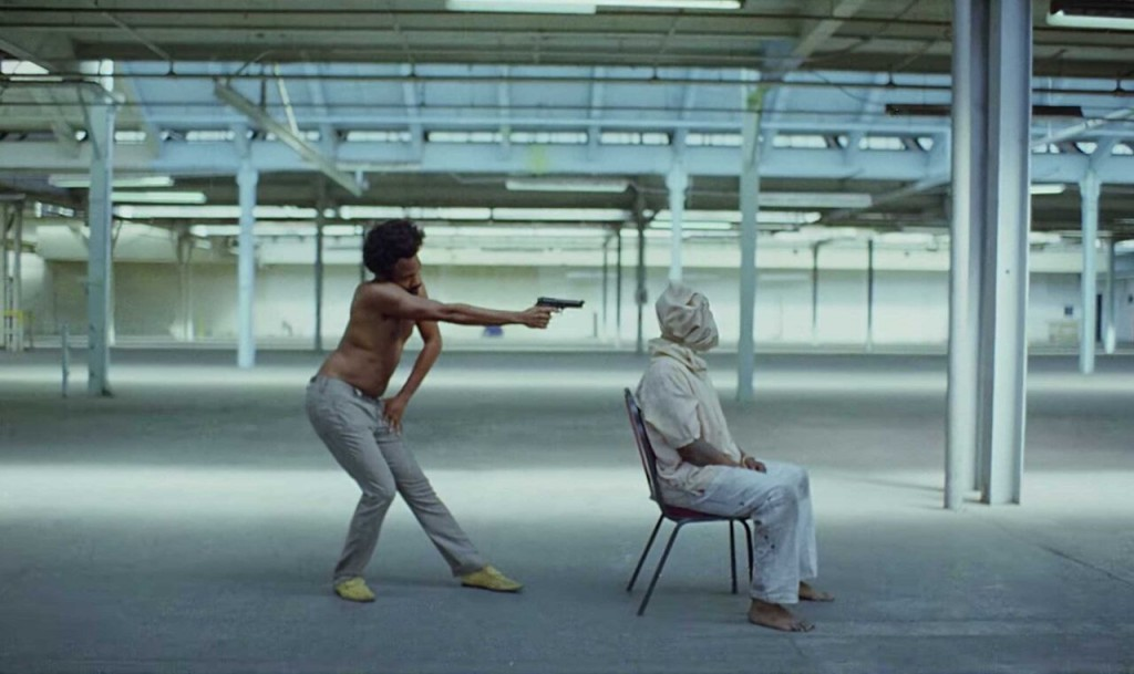 Still from 'This is America' music video