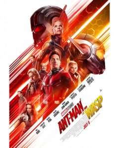Poster for 'Ant-Man and the Wasp'
