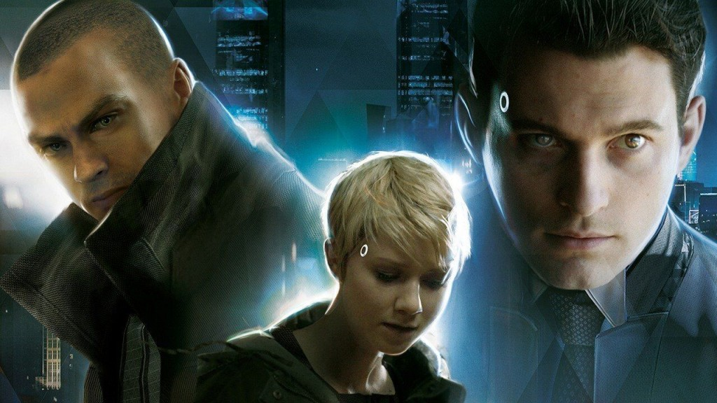 Promotional art for 'Detroit: Become Human'